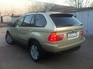 BMW X5 I (E53) 3.0 MT (231 HP) 4WD