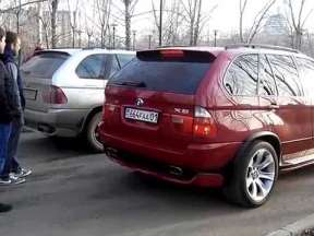 BMW X5 I (E53) 4.4 AT (320 HP) 4WD