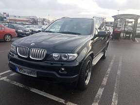 BMW X5 I (E53) 4.8 AT (360 HP) 4WD