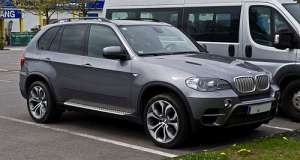 BMW X5 II (E70) 30d 3.0d AT (286 HP) 4WD