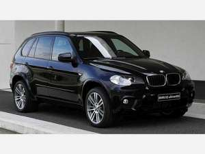 BMW X5 II (E70) X5 M 4.4 AT (555 HP) 4WD