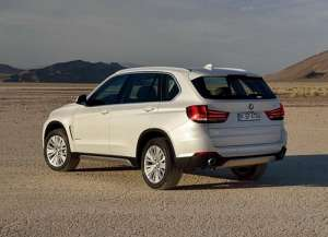BMW X5 III (F15) 40e 2.0hyb AT (245 HP) 4WD