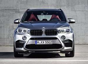BMW X5 M II (F85) 4.4 AT (575 HP) 4WD