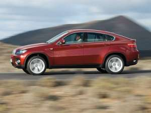 BMW X6 (E71) Facelift 35i 3.0 AT (306 HP) 4WD