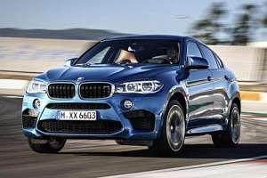 BMW X6 I (E71) X6 M 4.4 AT (555 HP) 4WD
