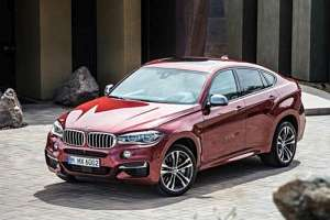 BMW X6 II (F16) 30d 3.0d AT (258 HP) 4WD
