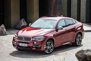 BMW X6 II (F16) 35i 3.0 AT (306 HP) 4WD