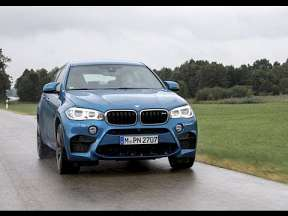 BMW X6 M II (F86) 4.4 AT (575 HP) 4WD