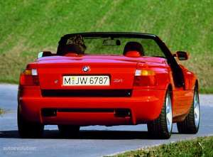 BMW Z1 (E30) 2.5 170 HP