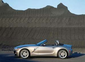 BMW Z4 Coupe (E85) 3.0si 265 HP
