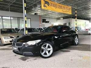 BMW Z4 (E89) 2.5 204 HP sDrive23i Sport Automatic