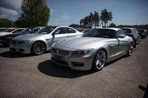 BMW Z4 II (E89) Facelift Roadster 35is 3.0 AT (340 HP)