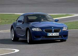 BMW Z4 M Coupe (2009) 3.2 343 HP