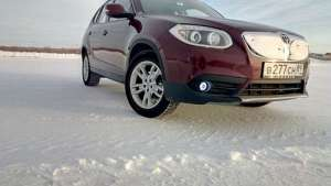 Brilliance V5 1.6 AT (110 HP)