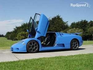 Bugatti EB 110 S 620 HP