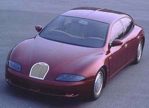 Bugatti EB 112 6.0 V12 461 HP