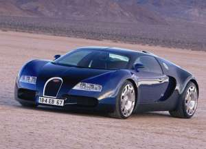 Bugatti EB 16.4 Veyron 8.0 W16 64V 1001 HP