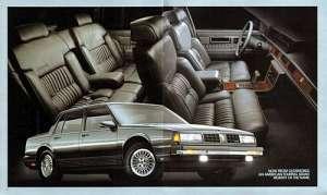 Buick Century V Wagon 2.5i (90Hp)