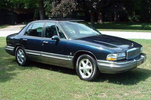 Buick Park Avenue II 3.8 i V6 208 HP