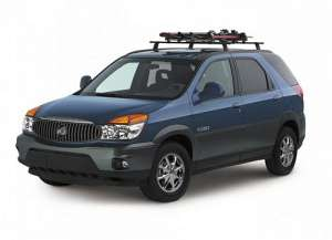 Buick RendezVous 3.5 i V6 FWD 204 HP