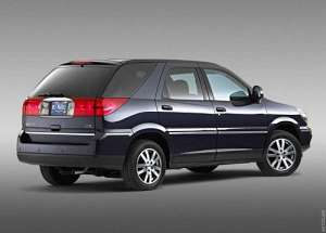 Buick RendezVous 3.6 i V6 24V FWD 246 HP