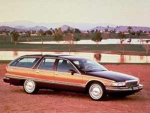 Buick Roadmaster 5.7 i V8 264 HP