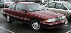 Buick Skylark 3.1 i V6 156 HP
