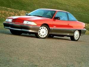 Buick Skylark Coupe 3.1 i V6 162 HP
