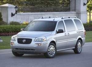 Buick Terraza 3.5 i V6 4WD 203 HP