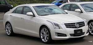 Cadillac ATS 2.0T (272Hp) 4WD
