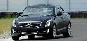 Cadillac ATS 2.0T (272Hp) AT