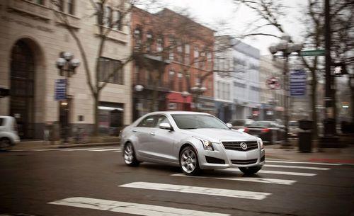 Cadillac ATS 2.5i (202Hp)