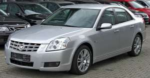 Cadillac BLS 2.0 i 16V Turbo 210 AT