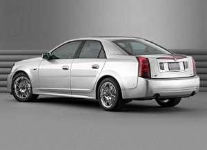 Cadillac CTS 2.6 i V6 24V L 181 HP