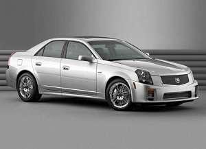 Cadillac CTS 6.0 i V8 CTS V 405 HP