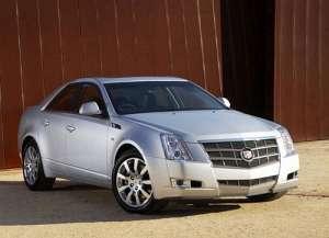 Cadillac CTS II 3.6L V6 SIDI 311 HP