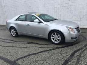 Cadillac CTS III 3.6 AT (325 HP) 4WD