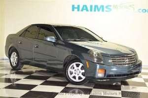 Cadillac CTS III 3.6 AT (425 HP)