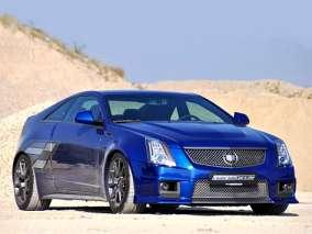Cadillac CTS-V I 6.0 AT (405 HP)