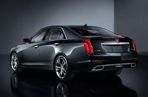 Cadillac CTS-V I 6.0 MT (405 HP)