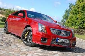 Cadillac CTS-V II Coupe 6.2 AT (564 HP)
