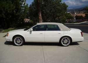 Cadillac DE Ville (EL12) 4.6 i V8 32V DTS 304 HP