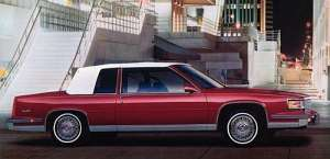 Cadillac De Ville VII 4.1L