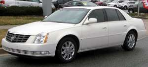 Cadillac DTS 4.6 i V8 32V 279 HP