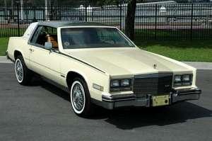Cadillac Eldorado VI 4.1 V8 (135 Hp)
