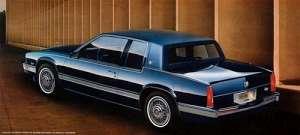 Cadillac Eldorado VII 4.5 V8 (155 Hp)
