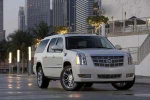 Cadillac Escalade IV 6.2 AT (409 HP) 4WD