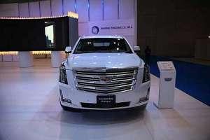 Cadillac Escalade IV ESV 6.2 AT (426 HP)