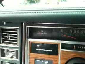 Cadillac Seville I 5.7D V8 105HP
