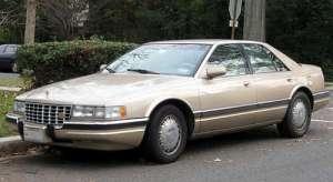 Cadillac Seville IV 4.6i V8 300HP